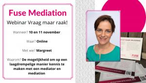 Fuse Mediation Vraag maar raak!